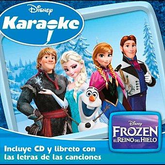 Disney Frozen : El Reino Del Hielo - Karaoke