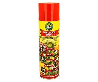 HA-Huerto y Jardín Spray con doble acción, insecticida y acaricida 500 mililitros