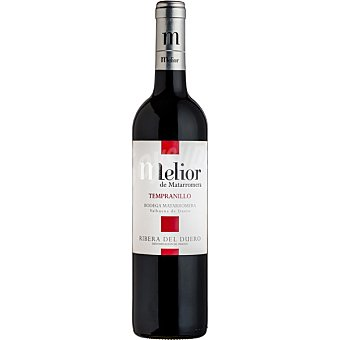 Melior Vino tinto roble 6 meses en barrica D.O. Ribera del Duero Botella 75 cl