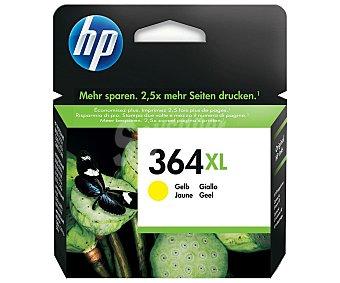 HP Cartuchos de Tinta 364XL Amarillo 1 Unidad
