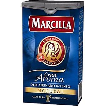 Marcilla Café Molido Descafeinado Intenso Natural Gran Aroma