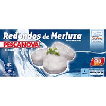 Pescanova Redondos de merluza Caja 400 g