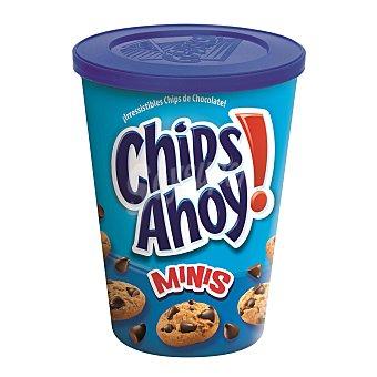 chips ahoy Mini galletas vaso 120 gr Vaso 120 gr