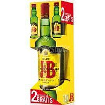 J.B. Whisky botella 70 cl