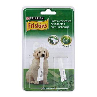 Friskies Purina Pipetas perros Cachorros 1,2 ml