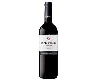 Gran Feudo Vino tinto reserva con denominación de origen Navarra Botella de 75 cl