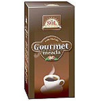 SOL Gourmet Café molido mezcla Paquete 250 g