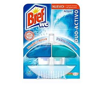 Bref WC Colgador con efecto higiene total (limpia y perfuma en cada descarga) 60 mililitros