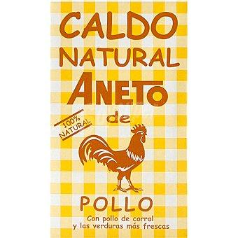 Aneto Caldo natural de pollo Envase 1 l