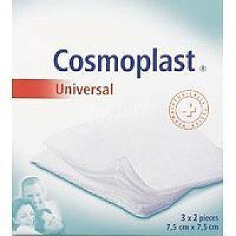 Gasas Esteriles Cosmoplast 6 U