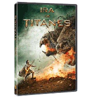 Ira de titanes dvd