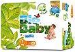 Moltex Pañales Bio Baby Talla 1 (3-6Kg) 20 ud Moltex