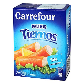 Carrefour Palitos de mar 200 g