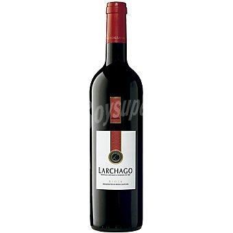 LARCHAGO Vino tinto crianza D.O. Rioja botella 75 cl 75 cl