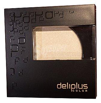 DELIPLUS Sombra de ojos nº 01 blanco perla 1 unidad