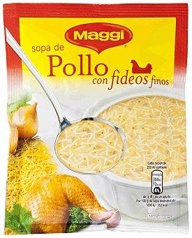 Maggi Sopa de Pollo con Fideos Sobre 82 g