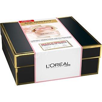 L'Oréal Cofre Age Perfect Golden Age con cuidado hidratante pieles maduras tarro 50 ml + regalo experiencia Tarro 50 ml