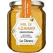 Miel de azahar cosechada en España  Tarro de 500 g La obrera