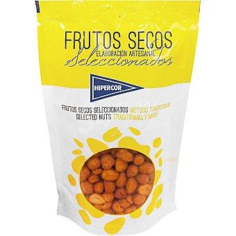 HIPERCOR cacahuetes salados miel bolsa 150 g