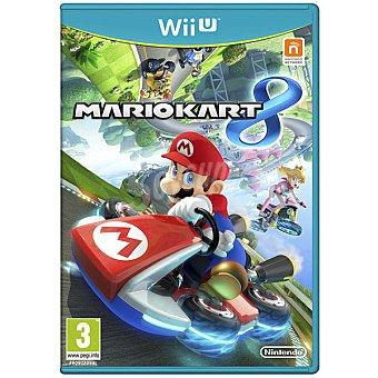 WII U Videojuego Mario Kart 8 1 Unidad