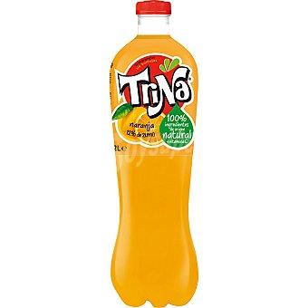 Trina Refresco de naranja sin gas Botella 2 litros