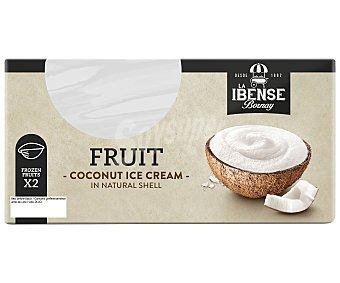 La Ibense Bornay Coco helado,, 2 unidades 760 gramos