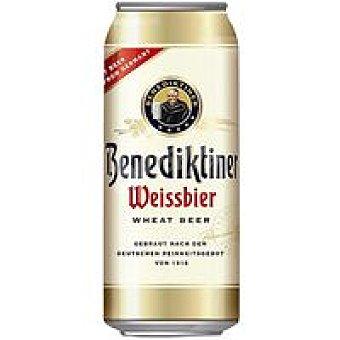 BENEDIKTINER Cerveza de trigo alemana Botellín 50 cl