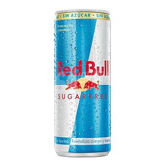 Red Bull Bebida energética sin azúcar  25 cl