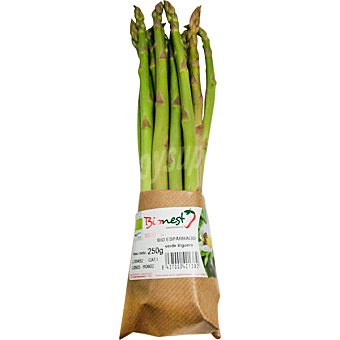 BIONEST Espárrago verde ecológico Manojo 250 g