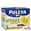 Preparado lacteo desnatado, enriquecido con ácido oleico y Omega 3 6 x 1 l Puleva Omega 3