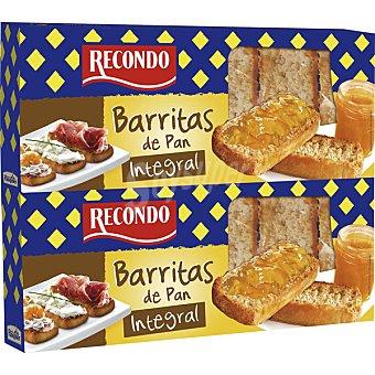 Recondo Barritas de pan integral Estuche 310 g