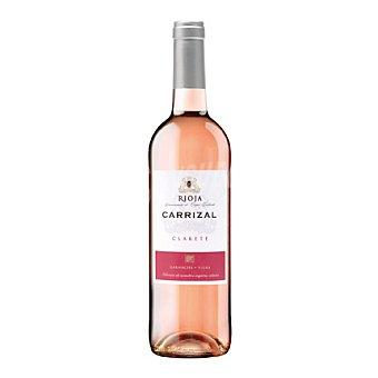 CARRIZAL Vino D.O. Rioja rosado Clarete Botella de 75 cl