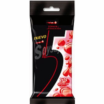 Five Chicle Paquete 80 g