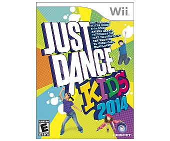 UBISOFT Just Dance Kids14 Wii  1u