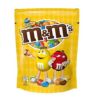M&M's Grageas De Chocolate Rellenas De Cacahuete 220 g