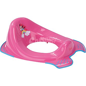 Disney Reductor wc Minnie en color rosa