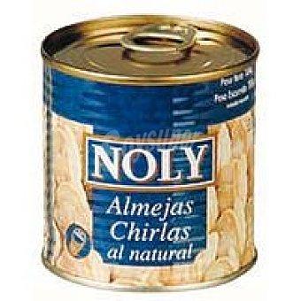 Noly Almeja chirla al natural Lata 104 g