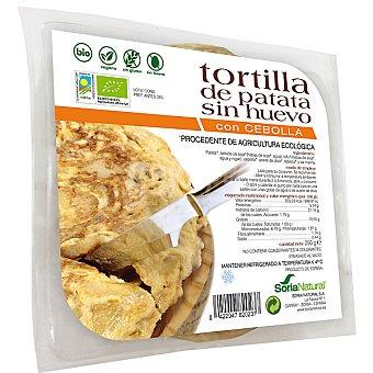 ALECOSOR Tortilla de patata sin huevo ecológica Envase 250 g