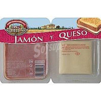 Casa Tarradellas Sandwich de jamón-queso Bandeja 315 g