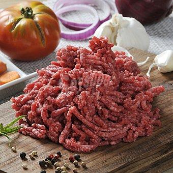 Carrefour Carne picada buey Bandeja de 450.0 g.