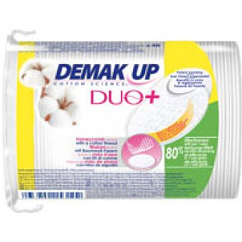Demak'Up Discos oval duo Paquete 40 unid