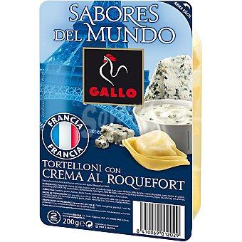 Gallo Tortelloni crema de roquefort sabores del mundo 200 g
