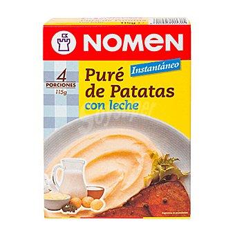 Nomen Puré de patatas con leche Nomen 115 g