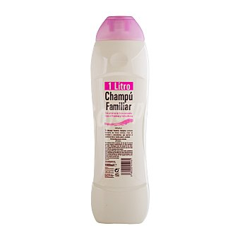 Deliplus Champu cabello familiar Botella 1 l