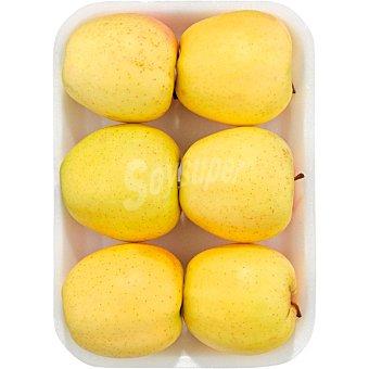 El Capricho Manzana golden montaña Bandeja 900 g