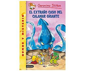 Destino Stilton 31: El extraño caso del calamar gigante 1 unidad