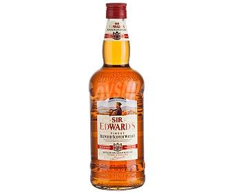 SIR EDWARDS Whisky blended escocés botella de 2 litros