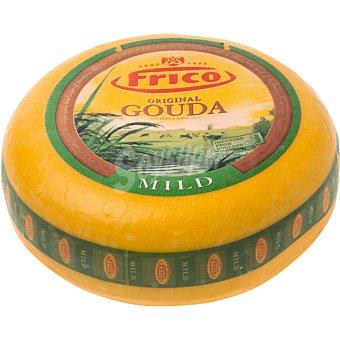 Frico Queso gouda tierno  4,5 kg peso aproximado pieza