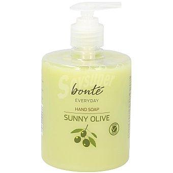 Bonté Jabón líquido de manos oliva Dosificador 500 ml