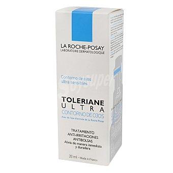 La Roche-Posay Cuidado contorno de ojos anti-bolsas y anti-irritaciones Toleriane Ultra Dosificador 20 ml
